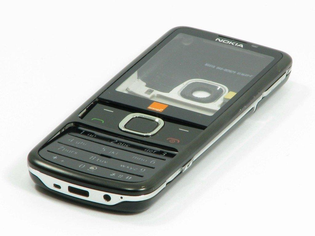 Obudowa Nokia 6700 Classic Oryginał Grade B Czarna Oryginał